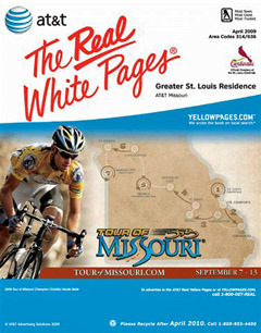 st louis white pages telephone directory